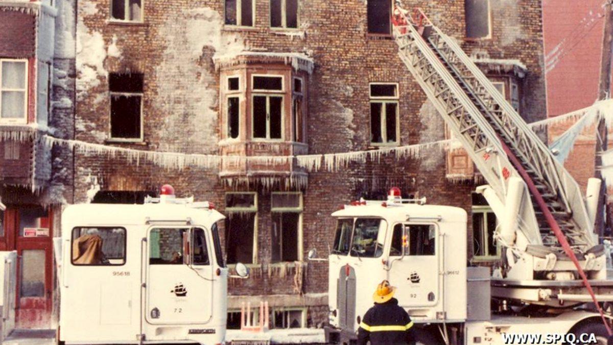 Saint-Roch dans les années 1980 (14) : tragique incendie sur la rue Dorchester | 2 février 2020 | Article par Jean Cazes
