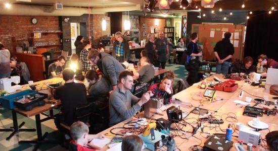 Café réparation Québec à la sauvegarde des objets - Ève Cayer