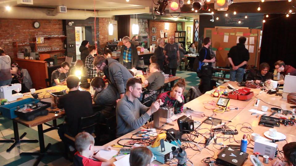 Café réparation Québec à la sauvegarde des objets | 21 janvier 2020 | Article par Ève Cayer