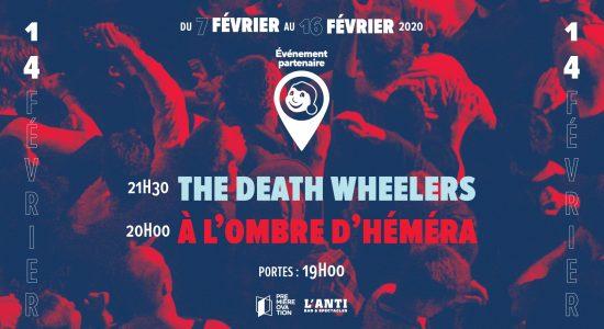 À L'Ombre D'Héméra et The Death Wheelers