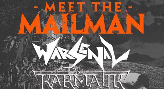 Show 12ème anniversaire de Meet the Mailman