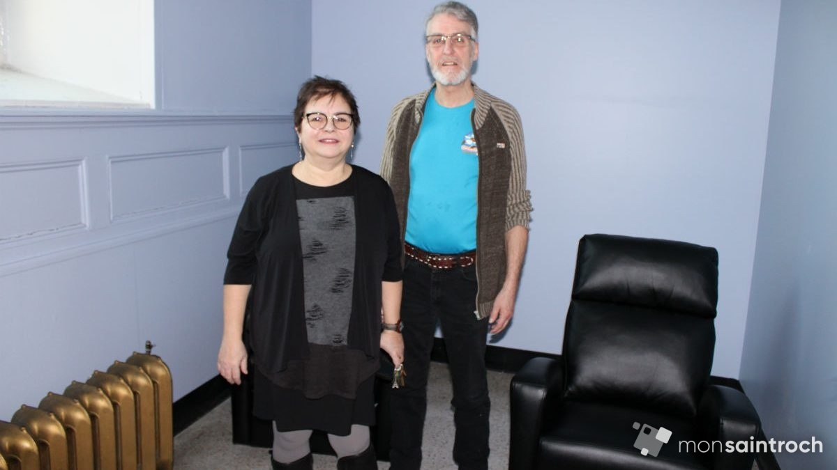Un répit de jour à L'Archipel d'Entraide | 24 janvier 2020 | Article par Véronique Demers
