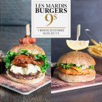 Mardi burgers - SHAKER St-Joseph - Cuisine & Mixologie