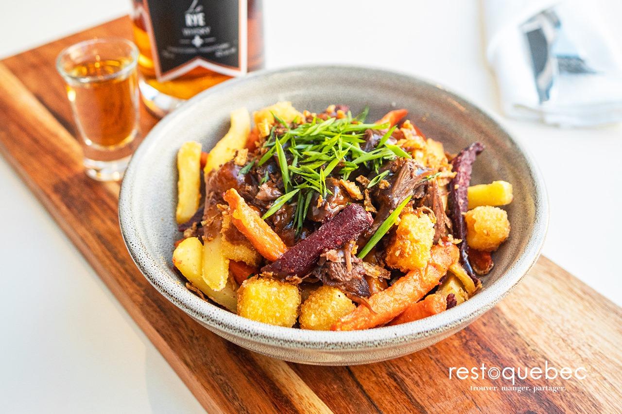 Des racines pleins les joues! | Restaurant TABLE