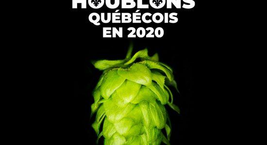 Les houblons québécois en 2020