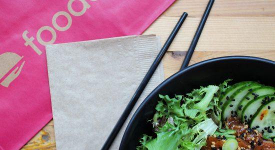 Livraison Foodora | Bols et poké