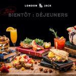 Déjeuners du week-end - London Jack