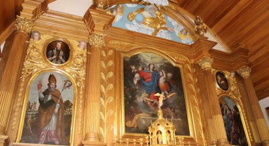 Notre-Dame-des-Anges : 400 ans de présence à Québec - Véronique Demers