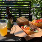 Ouverture terrasse et cuisine festive - Barberie (La)