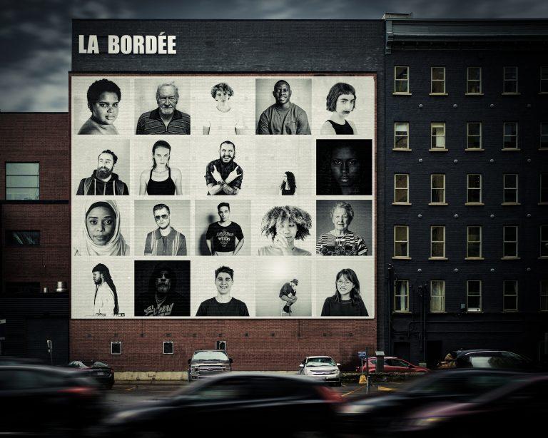 Foule | Théâtre La Bordée