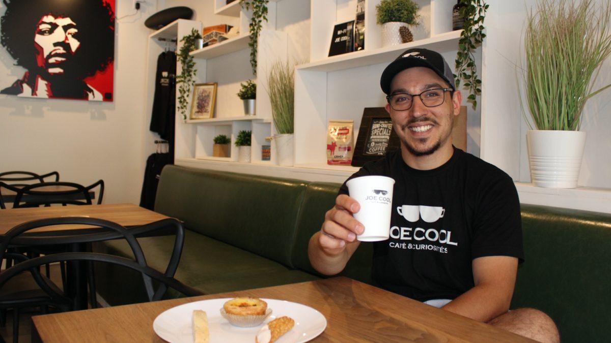 Joe Cool Café et curiosités: un café original au parfum de chanvre | 25 juin 2020 | Article par Véronique Demers
