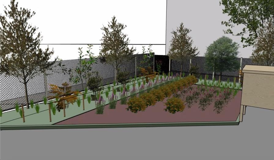 Deux nouvelles oasis urbaines dans Saint-Roch | 12 juin 2020 | Article par Véronique Demers