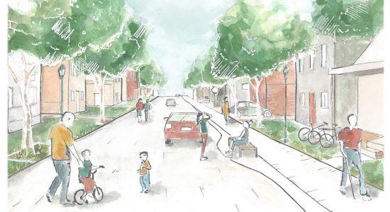 Vivre en Ville encourage les rues à échelle humaine - Amélie Légaré