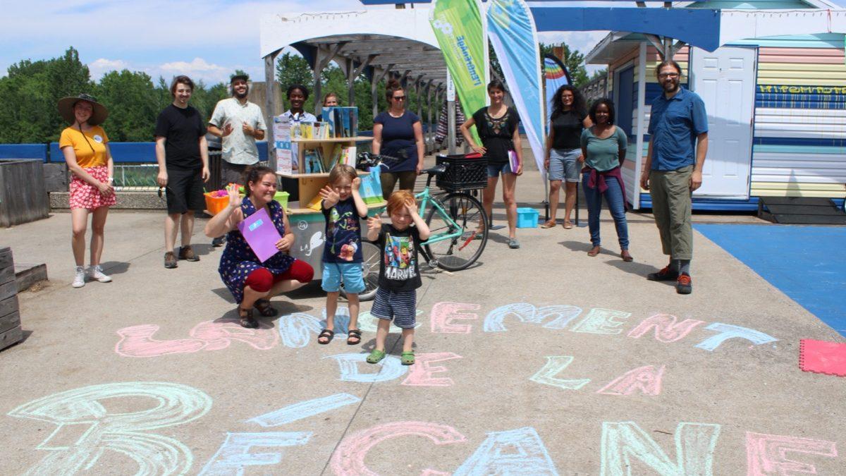 Un été vitaminé en lecture dans les parcs de Saint-Roch! | 4 juillet 2020 | Article par Véronique Demers