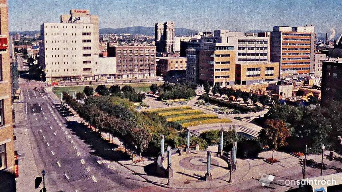 Saint-Roch dans les années 1990 (4) : le jardin de Saint-Roch   16 août 2020   Article par Jean Cazes