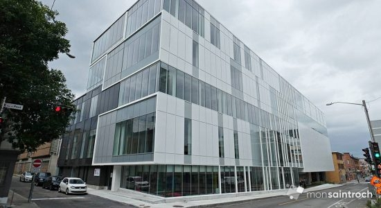 PHOTO 1 - YMCA Saint-Roch. 17 août 2020.