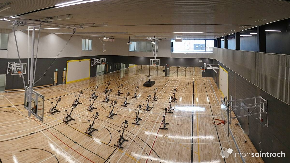 Le YMCA Saint-Roch se dévoile et accueille la visite | 17 août 2020 | Article par Suzie Genest
