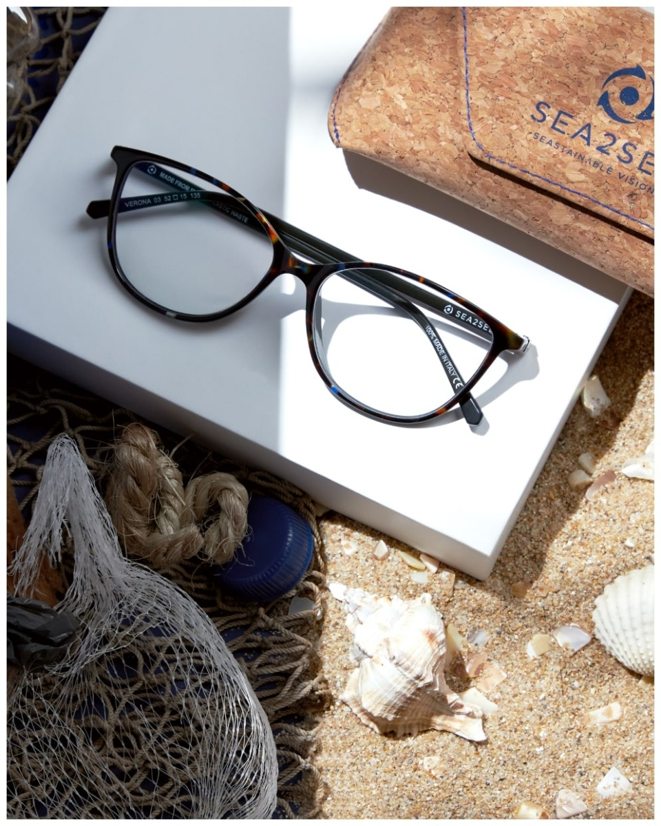 Collection Sea2See | Lunetterie New Look