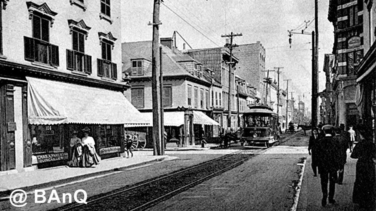 Saint-Roch dans les années 1900 : la rue Saint-Joseph et son tramway en 1907 | 18 octobre 2020 | Article par Jean Cazes