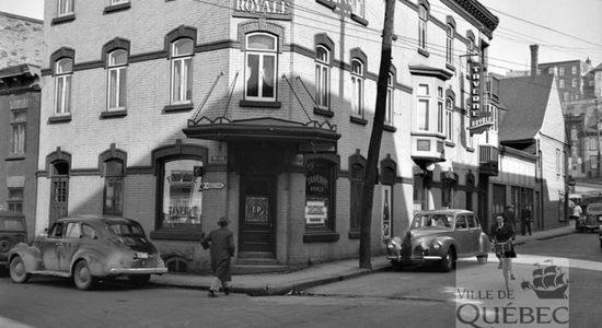 Saint-Roch dans les années 1940 (17) : la Taverne Royale, trois quarts de siècle d'histoire - Jean Cazes