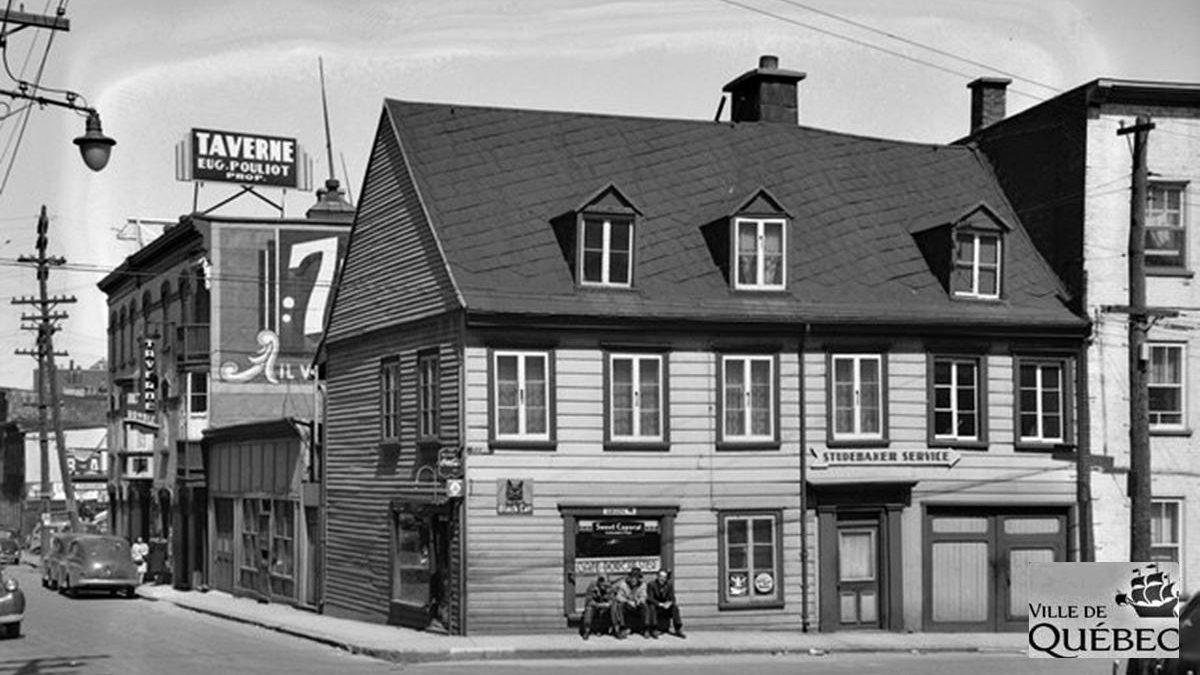 Saint-Roch dans les années 1940 (19) : le Café Dorchester et la Taverne Royale | 15 novembre 2020 | Article par Jean Cazes