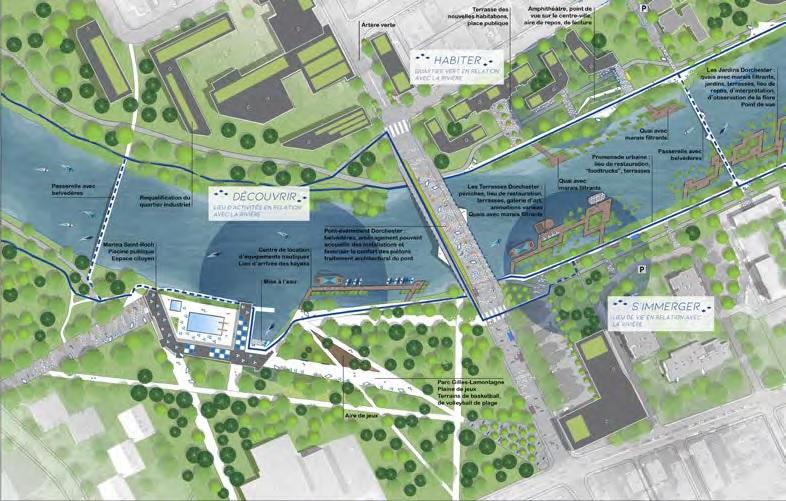 La Ville dévoile son plan de mise en valeur des rivières | 27 octobre 2020 | Article par Julie Rheaume