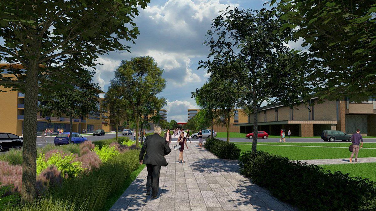 Pôle Wilfrid-Hamel – Laurentienne : quartier Fleur de Lys, boulevard urbain, vocation résidentielle | 5 octobre 2020 | Article par Suzie Genest