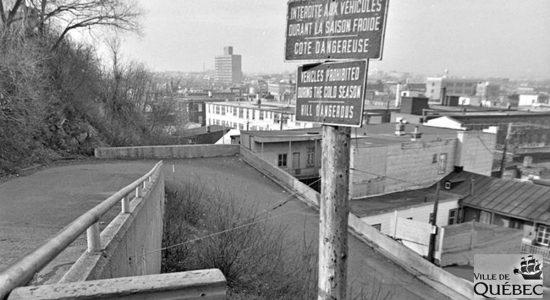 Saint-Roch dans les années 1970 (38) : la côte Badelard - Jean Cazes