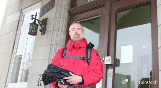 Patrick Charette souhaite améliorer le sort des sans-abri - Véronique Demers