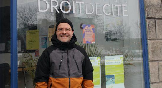Un projet vidéo sur le profilage au centre-ville - Véronique Demers