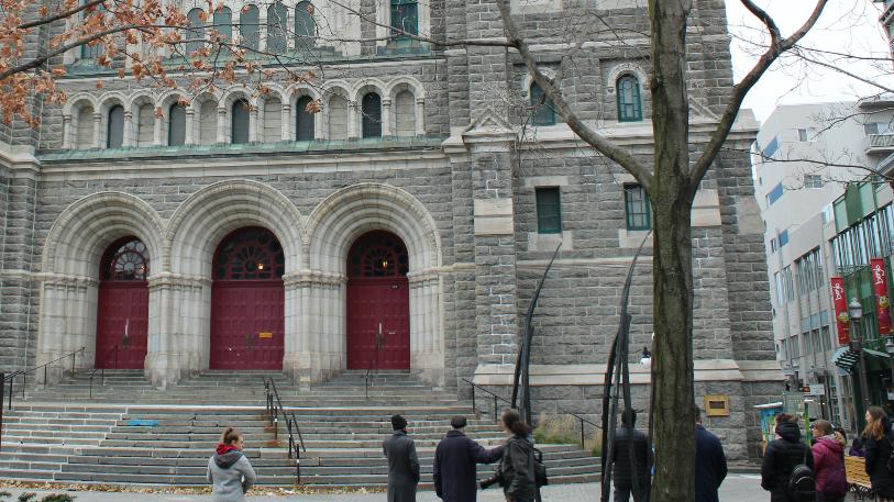 Les cinq clochers résonnent de nouveau à l'église Saint-Roch | 9 novembre 2020 | Article par Véronique Demers