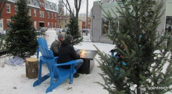 Des stations pour réchauffer votre hiver - Julie Rheaume