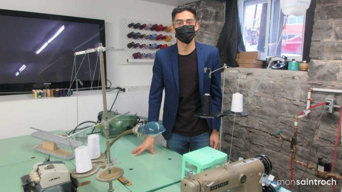 Une «boutique tailleur» dans Saint-Roch | 29 décembre 2020 | Article par Julie Rheaume