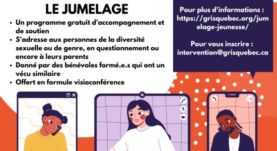 Jumelage | GRIS-Québec