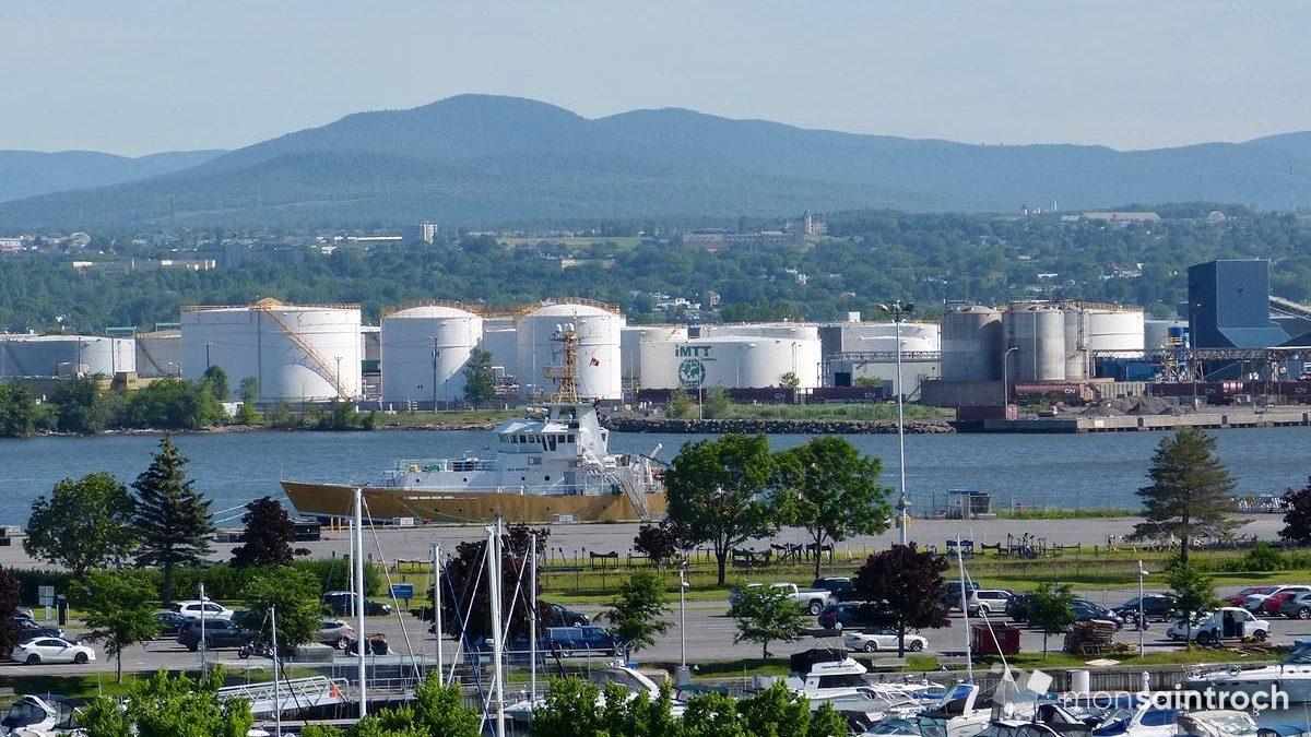 Un Port au Bas-Canada | 15 février 2021 | Article par Monsaintroch