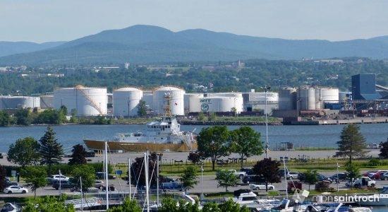 Un Port au Bas-Canada - Monsaintroch