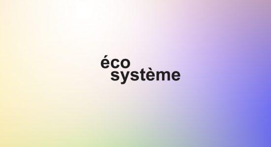 Lancement Écosystème volume 3 : Intelligence artificielle et table ronde