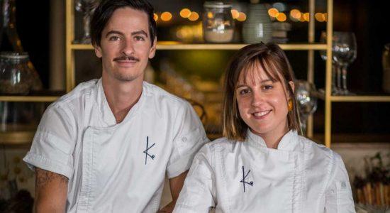 Kebec club privé: nouveau menu pour une bonne cause - Julie Rheaume