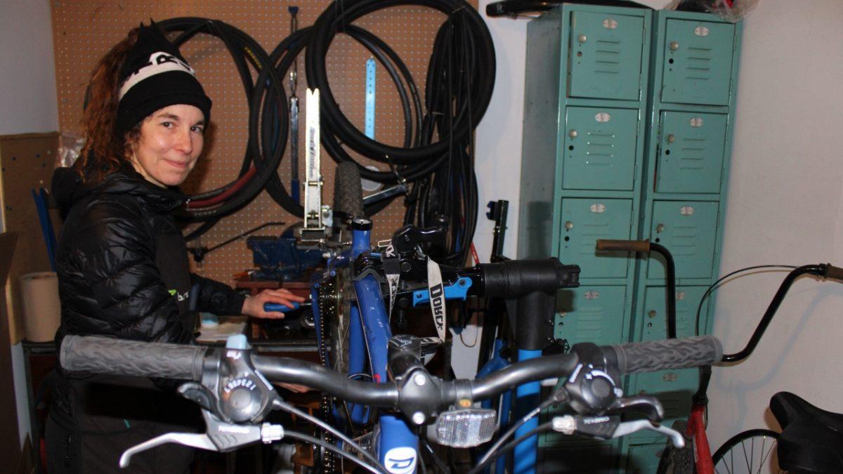 Chantal Duchesneau, dynamo des vélos! | 17 février 2021 | Article par Véronique Demers