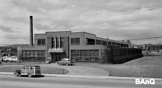 Saint-Roch dans les années 1950 (25) : Cobra Industries - Jean Cazes