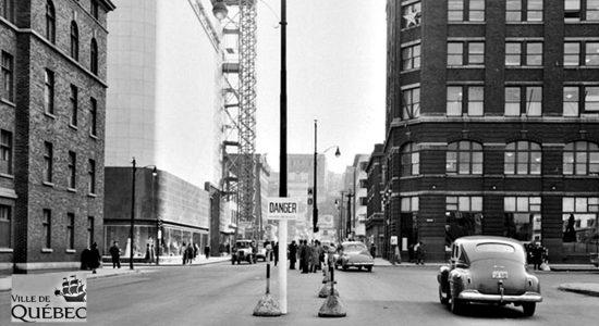 Saint-Roch dans les années 1940 (21) : rue de la Couronne - Jean Cazes