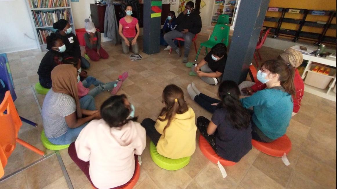 Un conseil des enfants pour mieux vivre ensemble dans Saint-Roch | 19 avril 2021 | Article par Véronique Demers