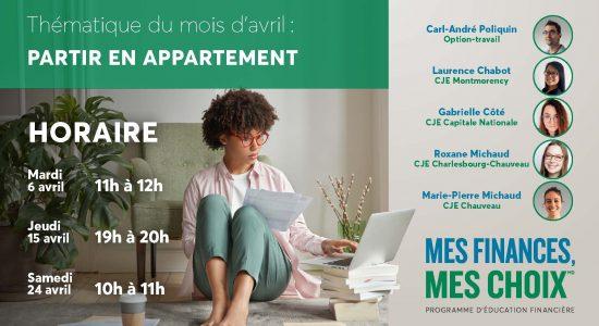 Partir en appartement: éléments clés à considérer