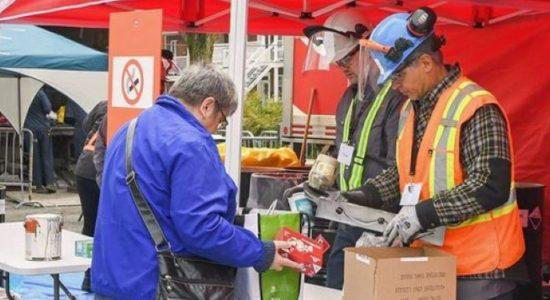 L'Écocentre mobile de retour à Québec en 2021 - Julie Rheaume
