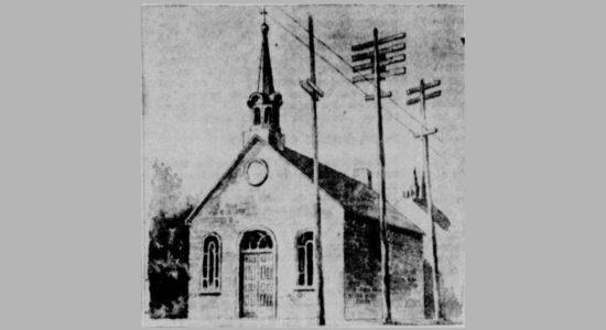 La chapelle des morts (1833-1903), là où il fait bon vivre - José Doré