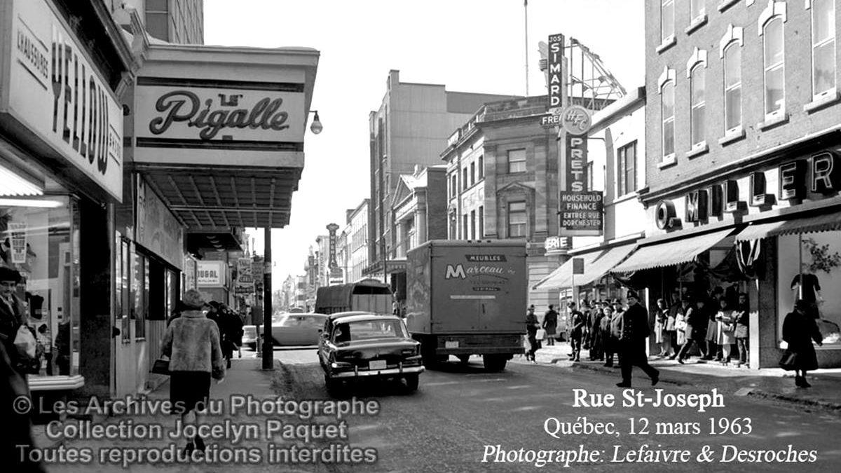 Saint-Roch dans les années 1960 (39) : cinéma Pigalle et commerces voisins | 20 juin 2021 | Article par Jean Cazes