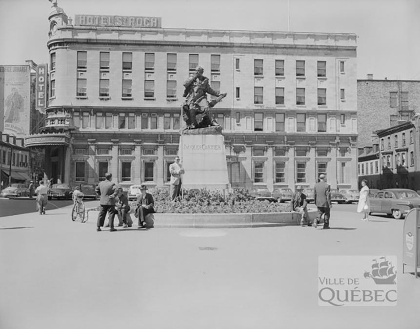 Hôtel St-Roch, Québec, à l'épreuve du « feu » 3 : Haute surveillance - José Doré