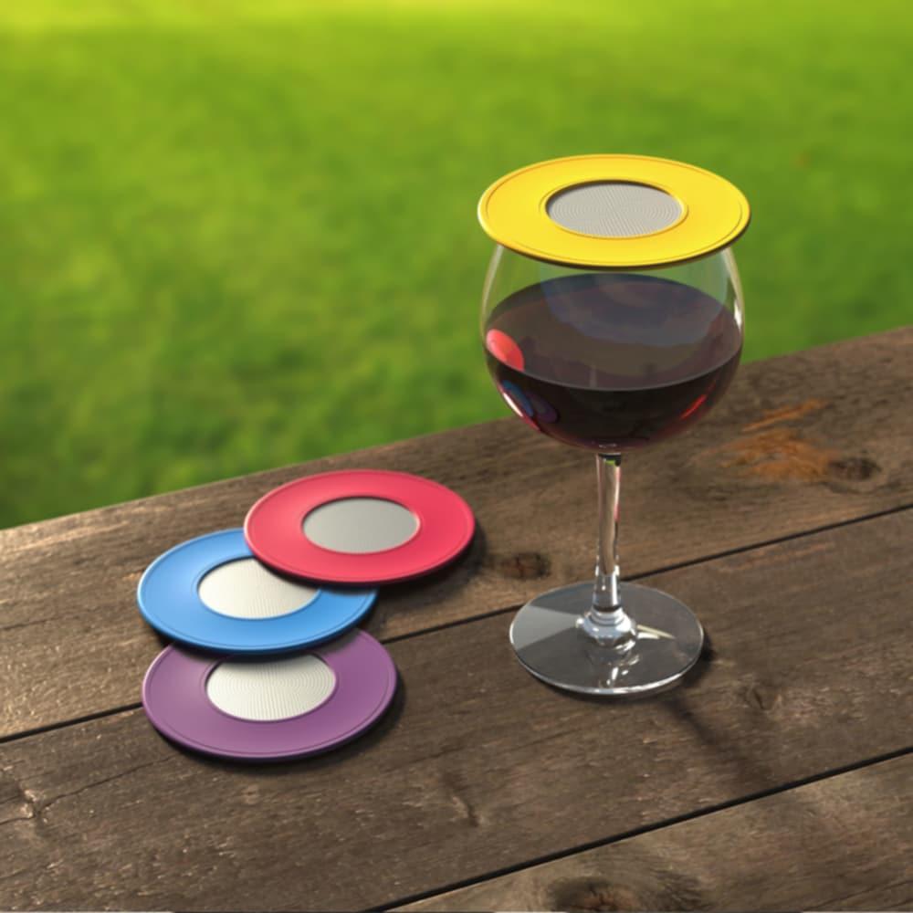 Couvercles pour verre - L'Inventaire
