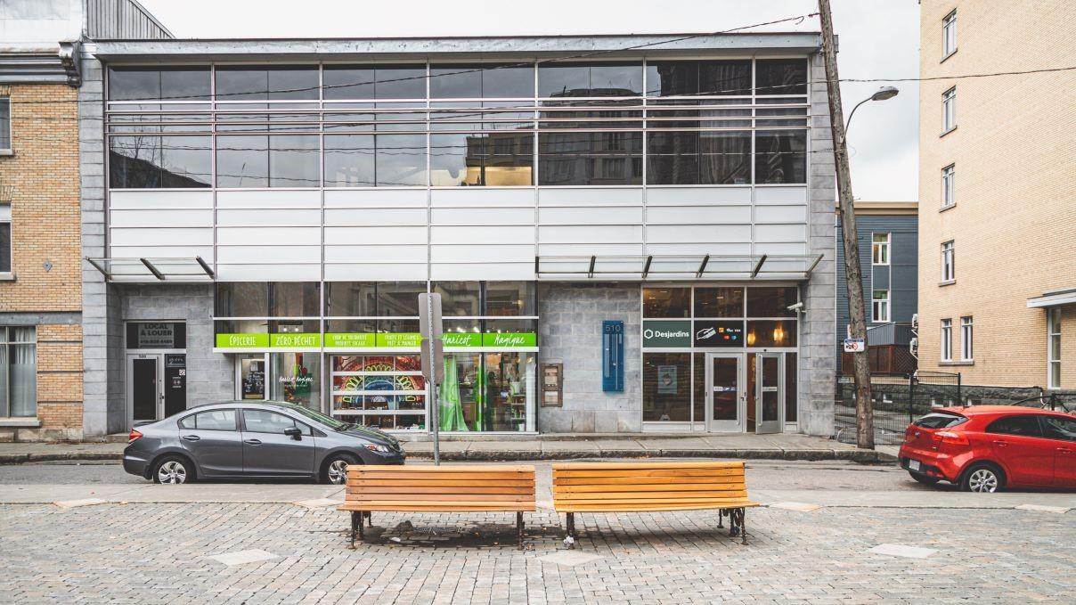 Centre de services de Desjardins sur Saint-François Est: plusieurs scénarios à l'étude - Julie Rheaume