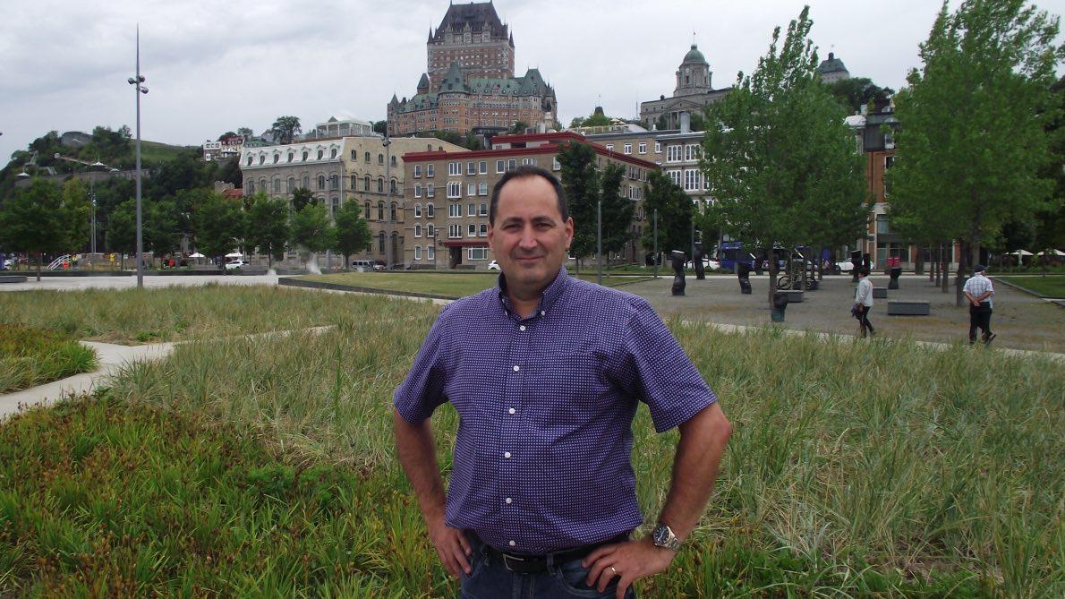 Élections fédérales 2021 : Daniel Brisson, Parti populaire du Canada | 8 septembre 2021 | Article par Véronique Demers